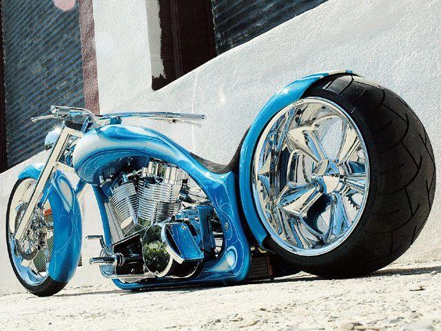 Bikes e Bikes by Daniel Alho / Matt Hotch chopper