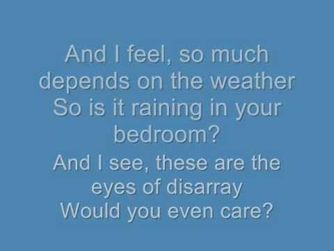 Stone Temple Pilots- Plush (Lyrics)