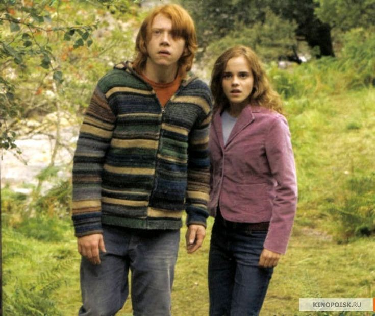 Ron and hermione pesquisa google romione pinterest - Ron weasley and hermione granger kids ...