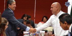 Coordinan SSPO y Embajada de los Estados Unidos en México, fortalecimiento del programa rector de profesionalización policial