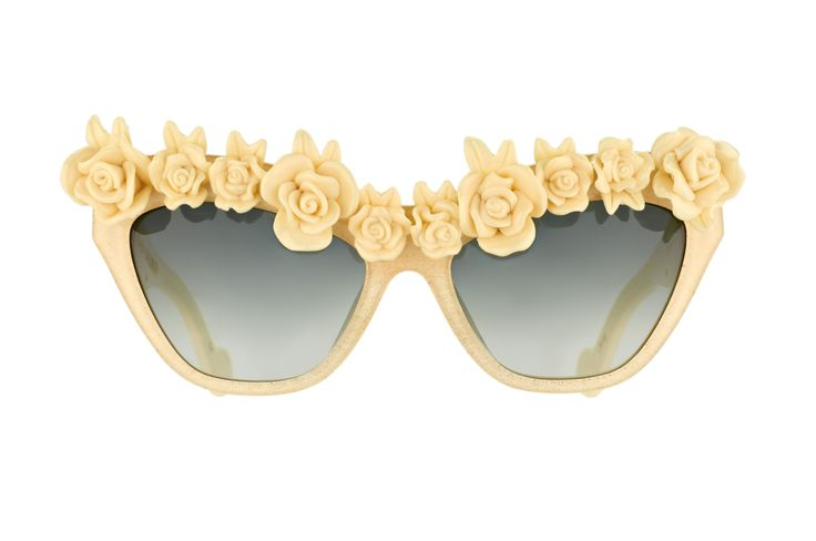 AKK Cause I Flippin' Can Ivory | Loveyewear - Älska solglasögon!