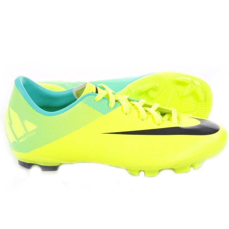 Junior Nike Mercurial Victory II Firm Ground Football Boots