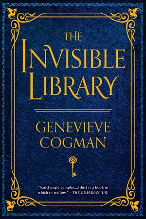 Collecting books can be a dangerous prospect in this fun, time-traveling, fantasy adventure from a spectacular debut author.  One thing any Librarian will tell you: the truth is much stranger than...