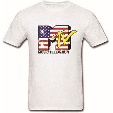 MTV Music Television T Shirt