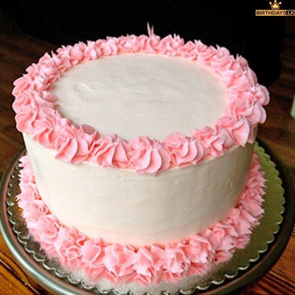 Sponge Sri Lanka Birthday Cakes Cake Recipe