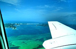 Fly to Bilene, Mozambique