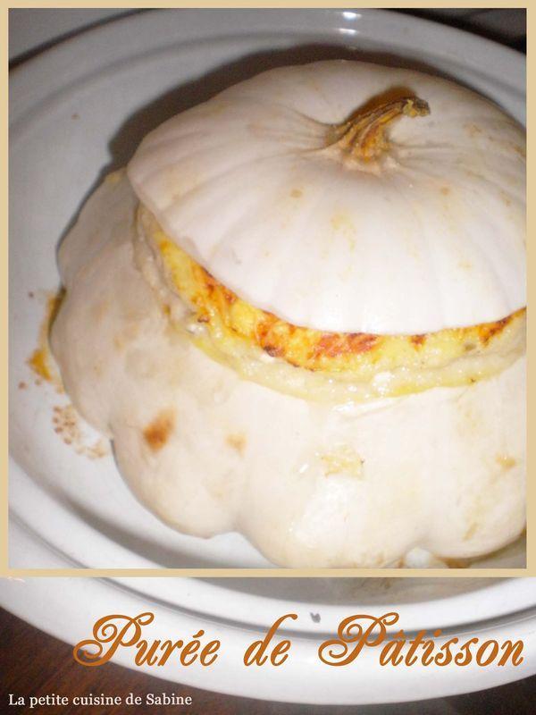 Découvrez la recette purée gratinée de patisson sur cuisineactuelle.fr.
