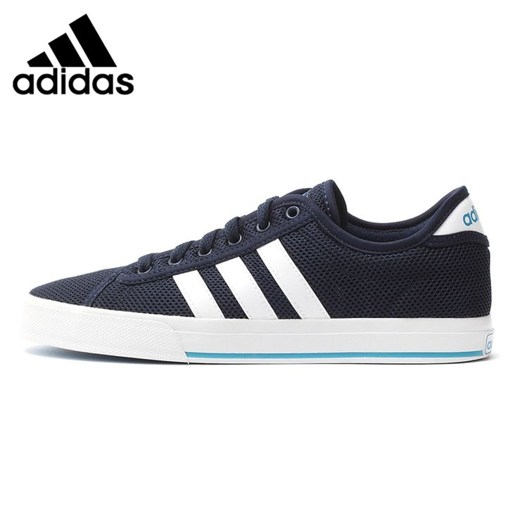 new product 1528e b387d ... Original Adidas NEO Daily Men s Skateboarding Shoes Sneakers ...