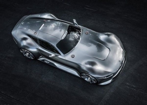 2013 Mercedes Benz Vision Gran Turismo Stylish cars 600x430 2013 Mercedes Benz Vision Gran Turismo Full Reviews with Images