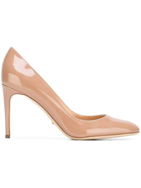 SERGIO ROSSI Classic Court Pumps. #sergiorossi #shoes #pumps