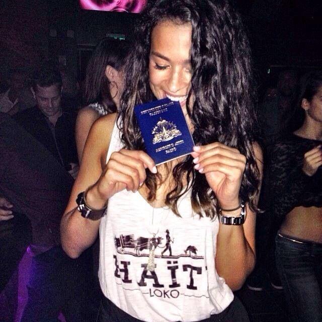 Girl thick women from haiti