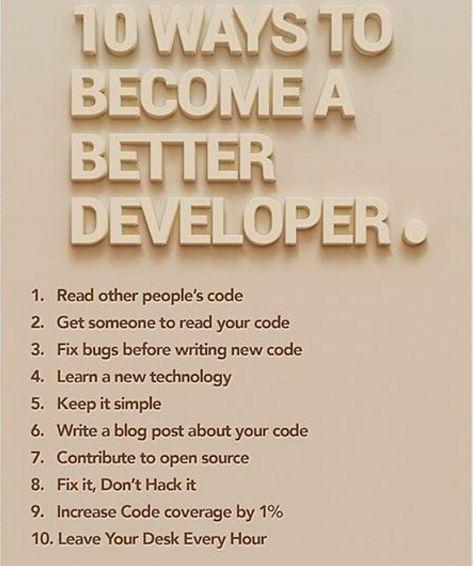 want to become #developer follow these way  . #technoworld4u #python #html5 #javascript #cplusplus #java #php #ruby #css #program #programming #programmer #sysadmin #developer #code #coding #coder #software #engineer #computer #tech #technology #linux #windows #geek #hacker #web #webdesign #thegeekprogrammer