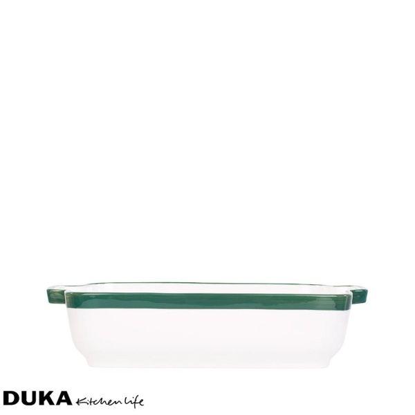 Forma do zapiekania prostokątna biało-zielona-dukapolska.com-31
