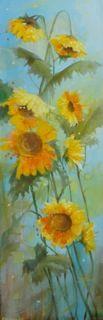 Glada solrosor/ Sunflowers