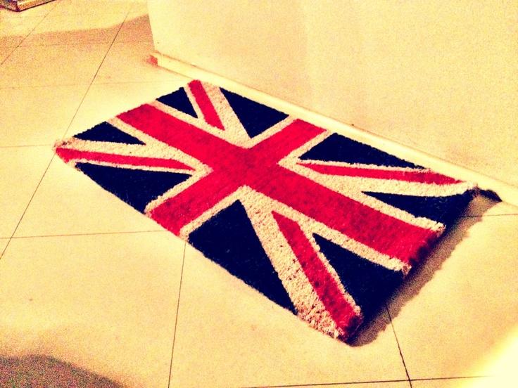 Tappetino England