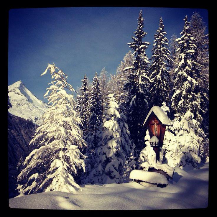 Skitour Steger Alm Prettau Ahrntal