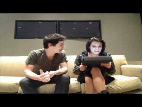 Cambio chat.  David Archuleta and Kate