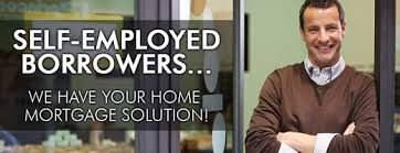 Self employed mortgage borrowers need to provide two years tax returns, Schedule E, Schedule C, K-1 and 1120S Forms and writeoffs are deducted from income.