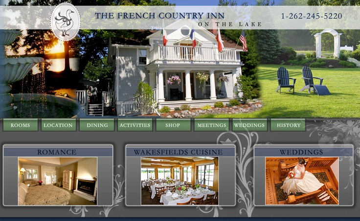 French Country Bed And Breakfast Lake Geneva Wi