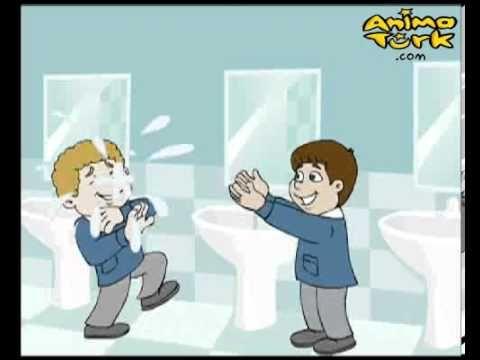 Temizlik - Eğitici Çizgi Film - YouTube