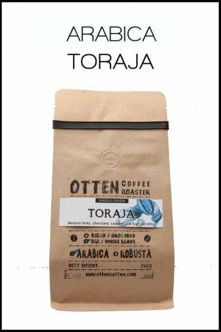 KOPI ARABICA TORAJA | OttenCoffee - Mesin Kopi , Coffee Grinder , Barista Tools , Kopi Indonesia