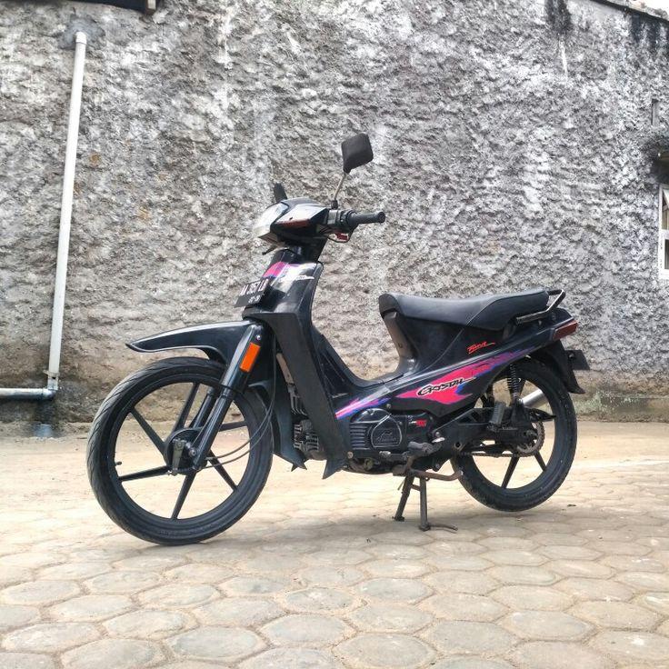 Suzuki rc110