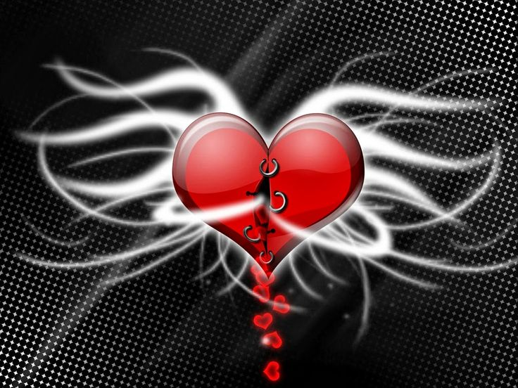 Imagenes De Corazones Romanticos 5