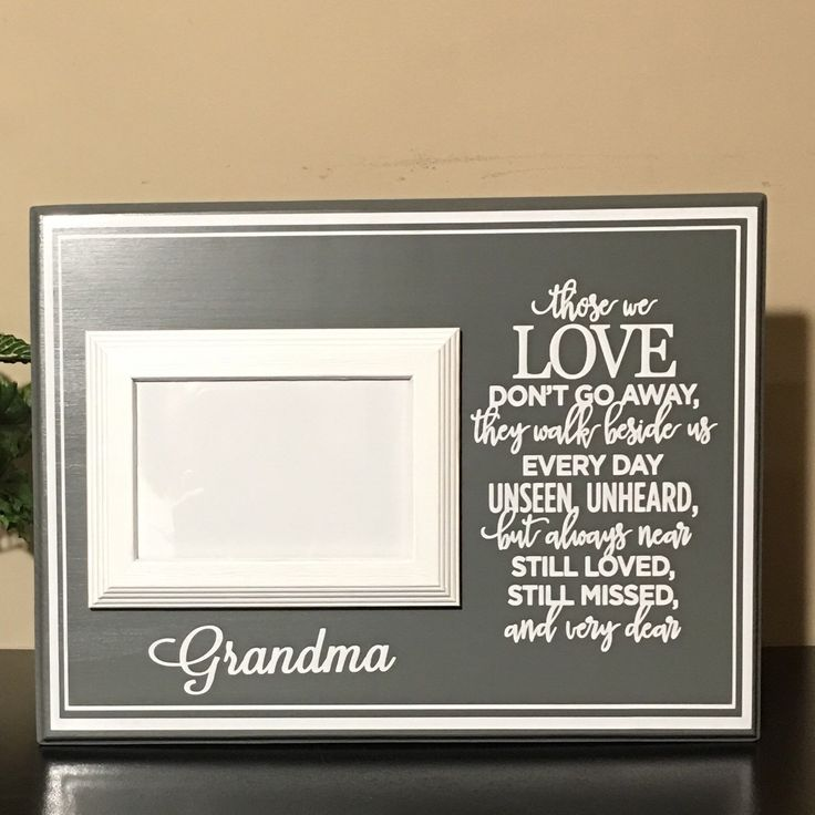 12 best Memorial Signs and Frames images on Pinterest | Frame ...