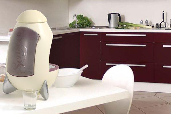 Cafetière Senseo on Behance Coffee machine  design / Mathieu Saulnier