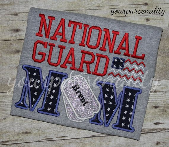 Hey, I found this really awesome Etsy listing at https://www.etsy.com/listing/225003132/national-guard-mom-t-shirt-armed-forces
