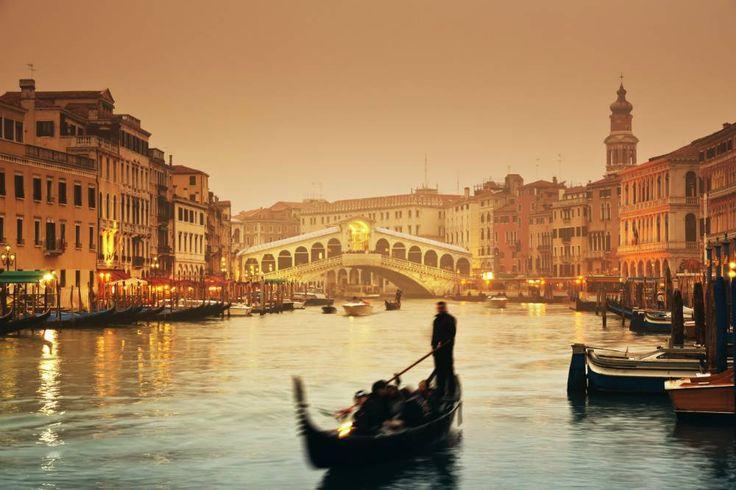 Sail in Venetian waters