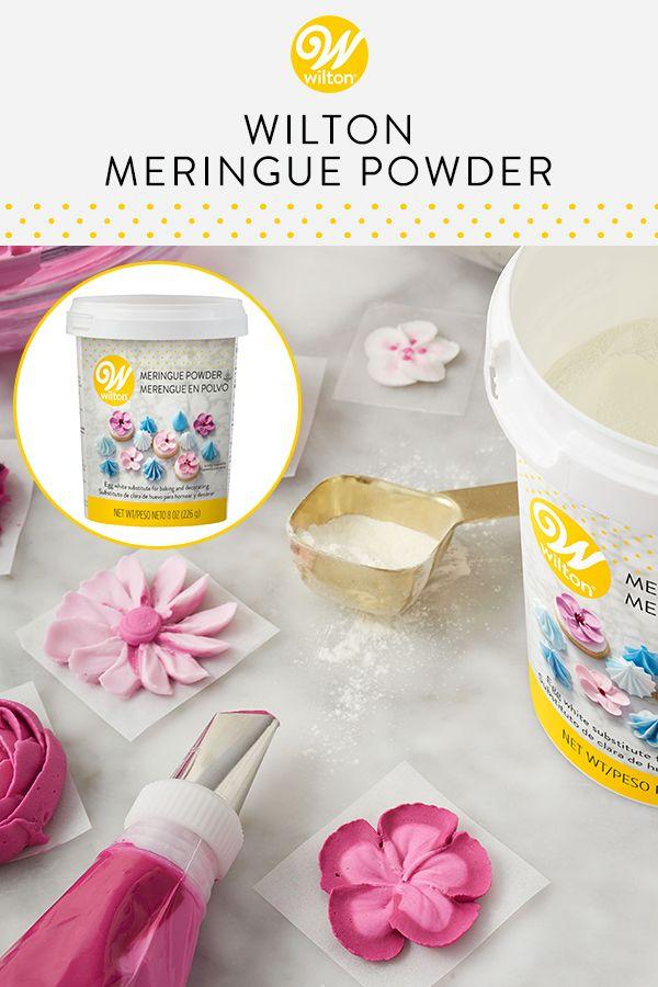 Meringue Powder 8 Oz In 2019 Meringue Powder Cupcake