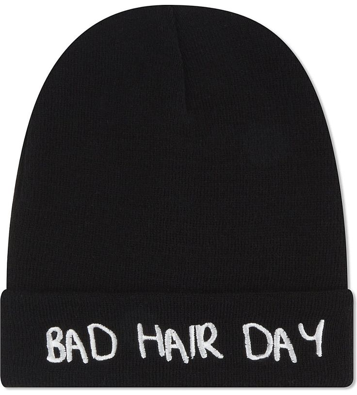 Bad Hair Day Beanie http://bit.ly/1lkGcXh