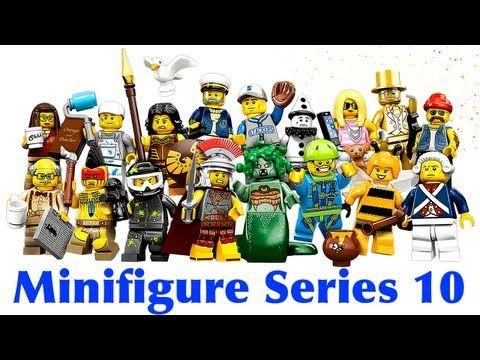 Lego Minifigure Series 10 (71001)
