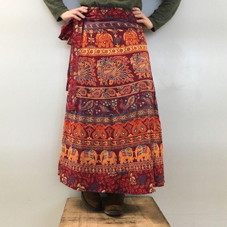 17 Best ideas about Wrap Around Skirt on Pinterest | Wrap skirts ...