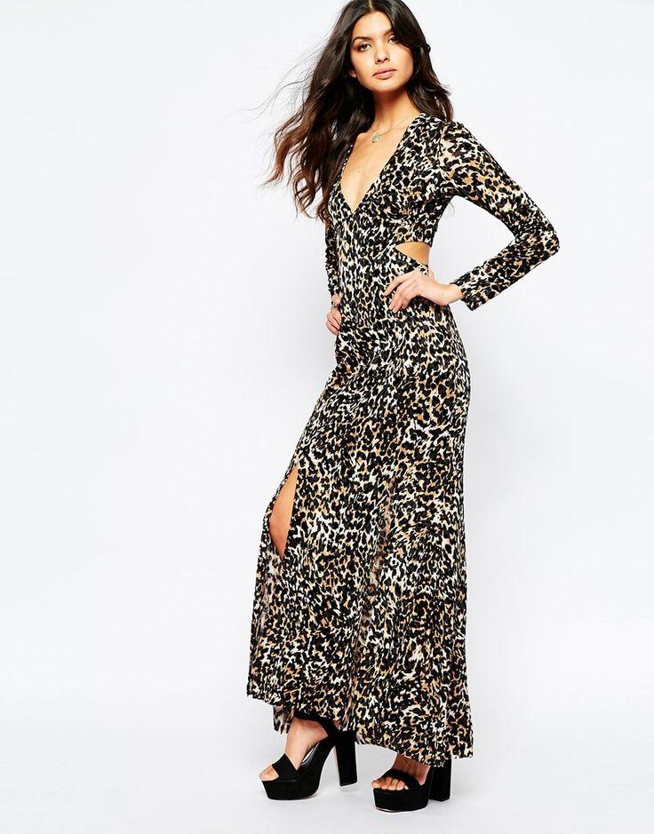17 Best ideas about Leopard Maxi Dresses on Pinterest | Easy dress ...
