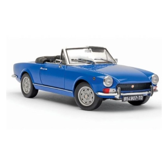 Fiat 124 Spider Convertible: My 1972 Fiat 124 Spider Was My Second Car And My Favorite