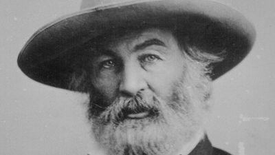 Frases de Walt Whitman. O pai do verso livre.