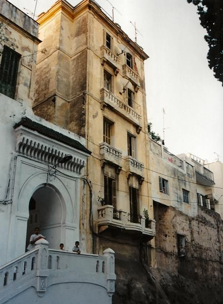 """Tangiers ~ Morocco, Africa - one of the locations used to film """"Only Lovers Left Alive""""."""