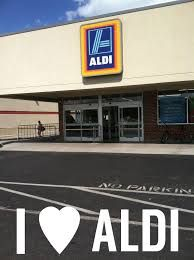 """My """"real food"""" grocery list at Aldi"""