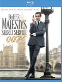 On Her Majesty's Secret Service [Blu-ray] [Eng/Fre/Spa] [1969]