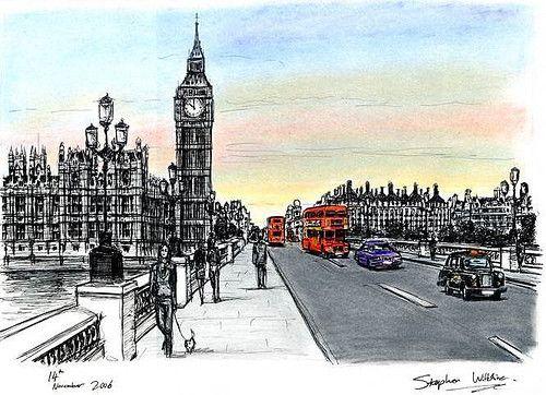 Recorrido diario para visitar Londres en 4 Días. Qué visitar, dónde comer, dónde salir de fiesta... Todo lo que no te puedes perder si tienes 4 días.