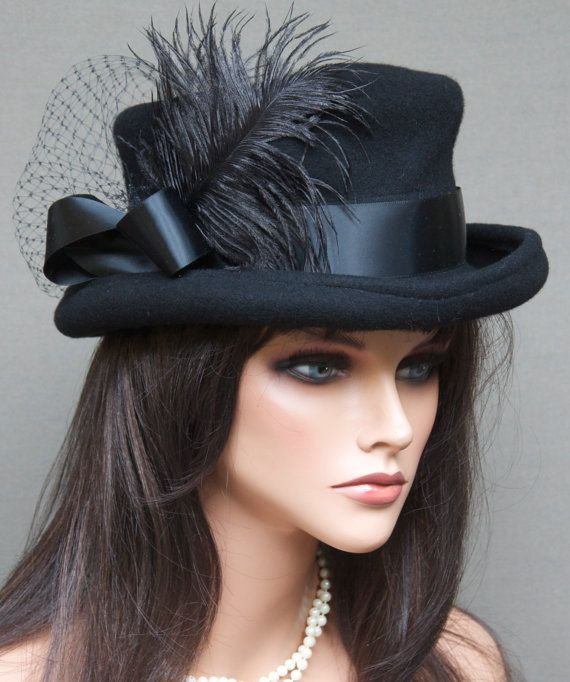 felt riding hats for women - Google Search