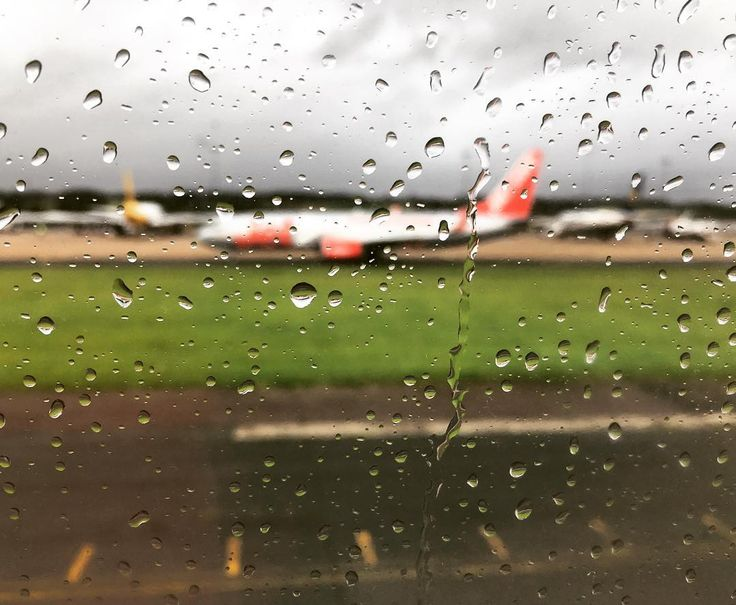 It's a rather #wet day at #Leeds Bradford #Airport hopefully The Canaries won't be! #rain #weather #ukweather #aviation #jet2 #jet2holidays #boeing #boeing737 #aircraft #aeroplane #plane #airplane #travel #tourism #tourist #leisure #life