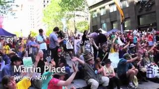 This is GetUp in 2011. Check it out: https://www.getup.org.au/campaigns/2011/report-back/watch-the-video