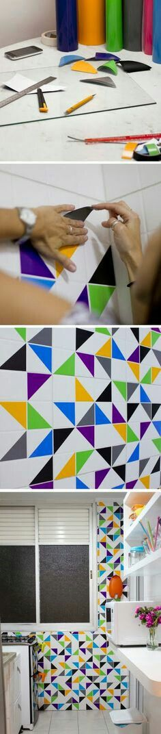 Decorar azulejos