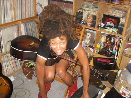 valerie june's hair - Google Search