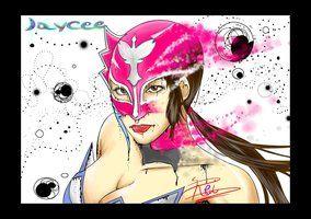Jaycee - Tekken by eREIina