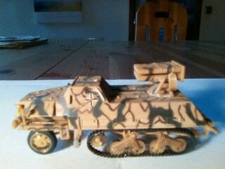 Forces of Valor 1 72 Panzerwerfer Sdkfz. 4/1 Maultier Battle of the Bulge 1944-45