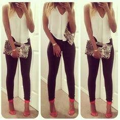 Girls Night Out - Elise outfit